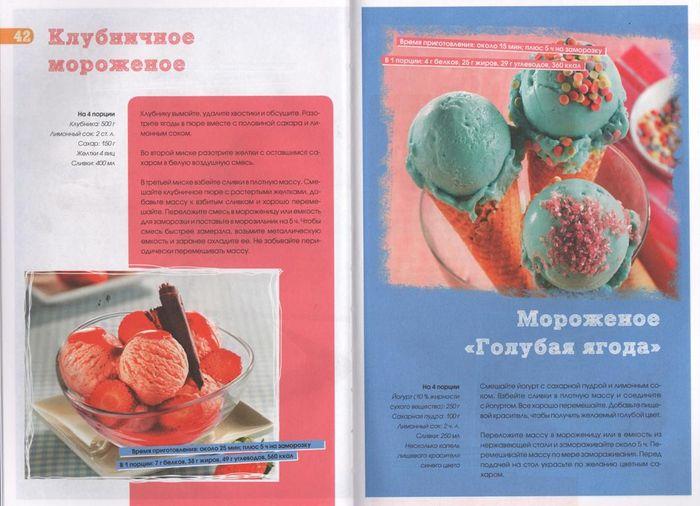 Рецепт как делать мороженое дома